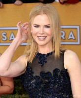 Nicole Kidman at Golden Globes 2013