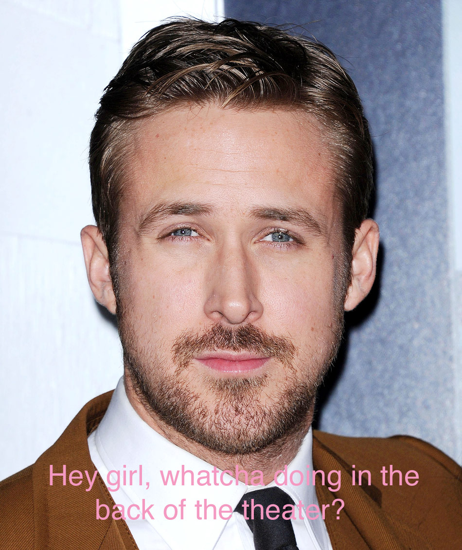 Hey girl Gosling responds to Anna Kendrick