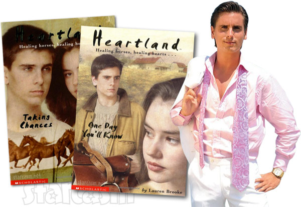 Scott Disick young adult book covers