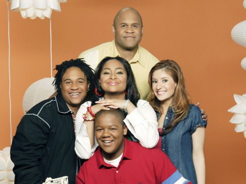 Cast of Disney Channel's That's So Raven