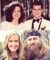 Willie and Korie Robertson Wedding
