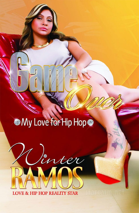 Winter Ramos Game Over My Love For Hip Hop book cover