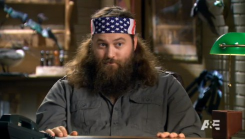 Duck Dynast Willie Robertson