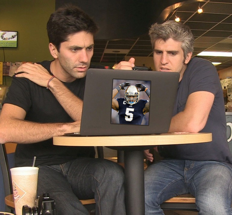 Catfish Nev Schulman Max Joseph Manti Te'o