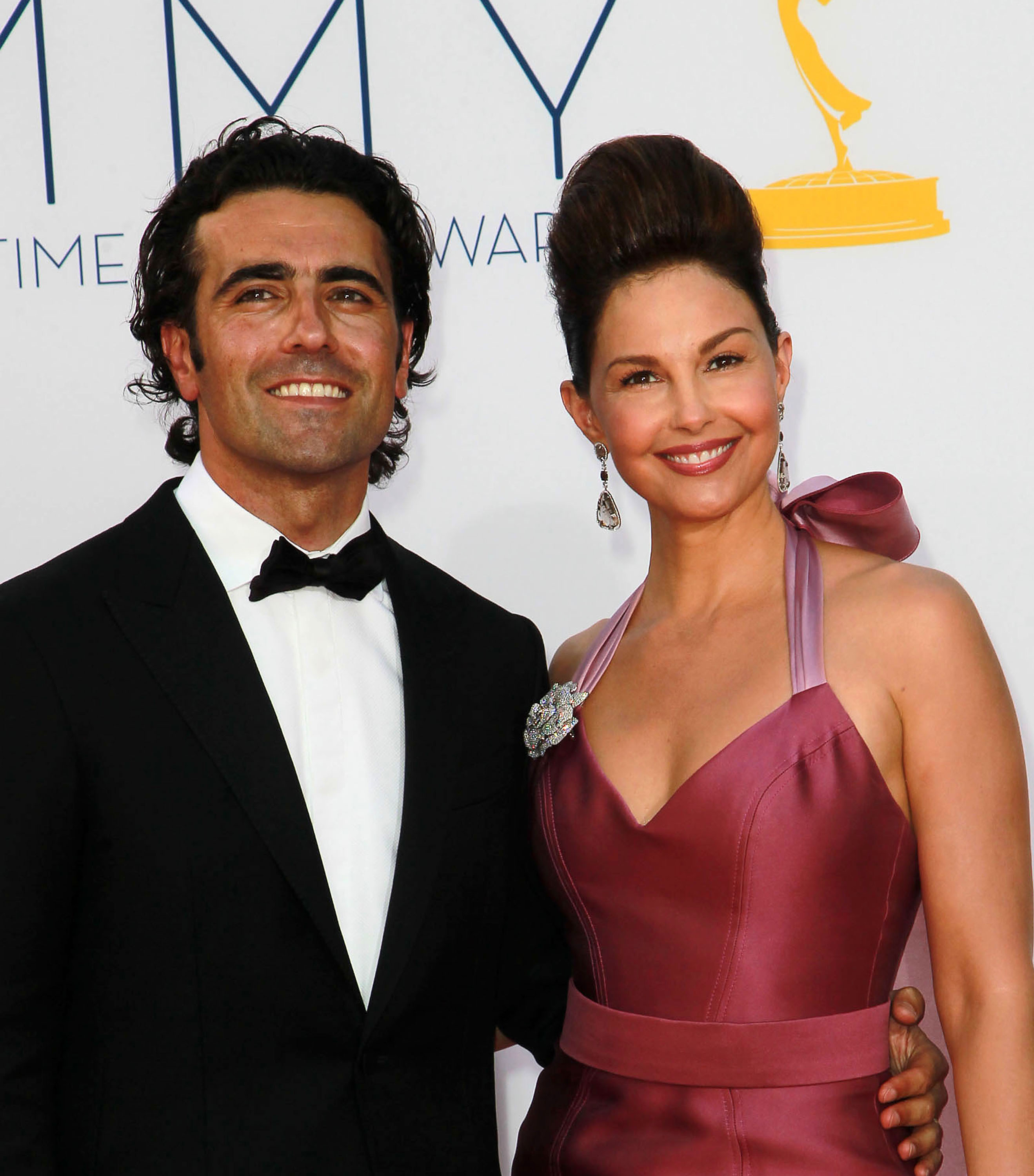Ashley Judd and Dario Franchetti split, head to divorce