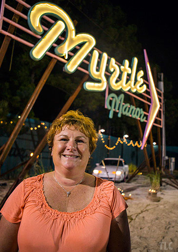 Welcome to Myrtle Manor Becky TLC