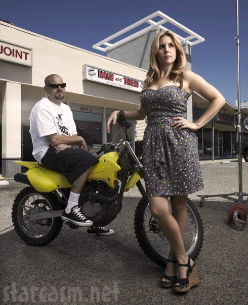 Storage Wars Brandi Passante Jarrod Schulz store Now and Then