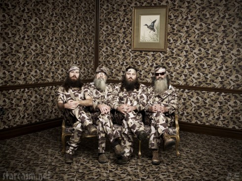 Duck Dynasty Season 3 Jase Willie Phil Uncle Si Robertson