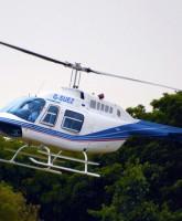 G-SUEZ Bell 206 Jet Ranger
