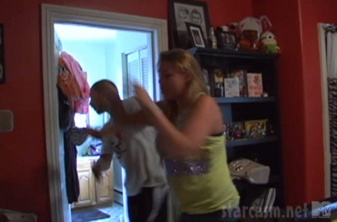 Kailyn Lowry gets in a fight with Javi Marroquin in Teen Mom 2 Season 4 trailer