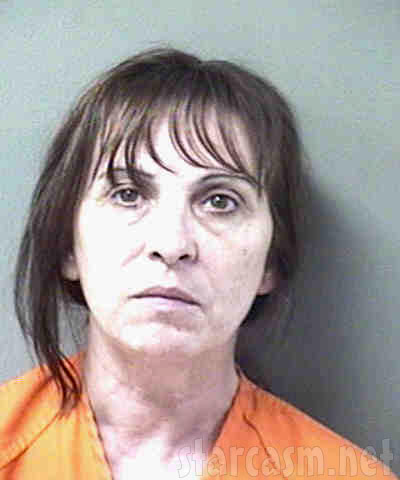 Mellie Stanley's mom Lottie Stanley mug shot photo from 2004