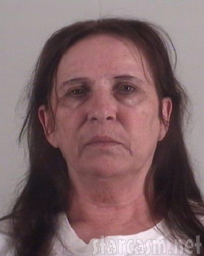 Lottie Stanley mugshot Texas 2012