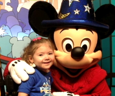 Lucy-with-Mickey-Mouse