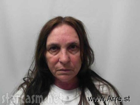 Gypsy Sisters Mellie Stanley mom Lottie Mae Stanley mug shot