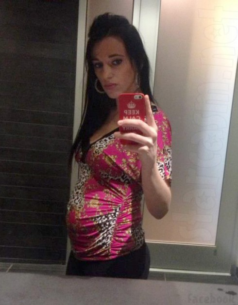 Gypsy Sisters Mellie pregnant