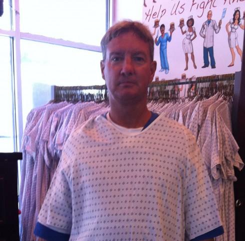 Patient John at Heart Attack Grill