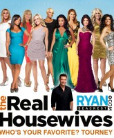 Ryan Seacrest's Who's your favorite Real Housewife final tenRyan Seacrest's Who's your favorite Real Housewife semi finals down to ten