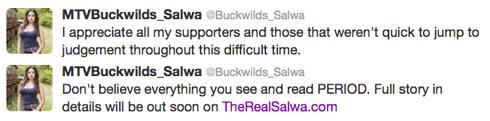 Salwa Amin Buckwild Uncensored