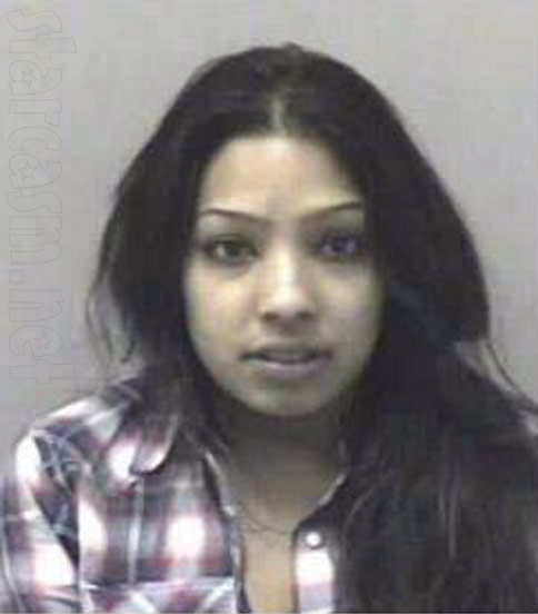 Salwa Amin mugshot photo from 2013 drug arrest