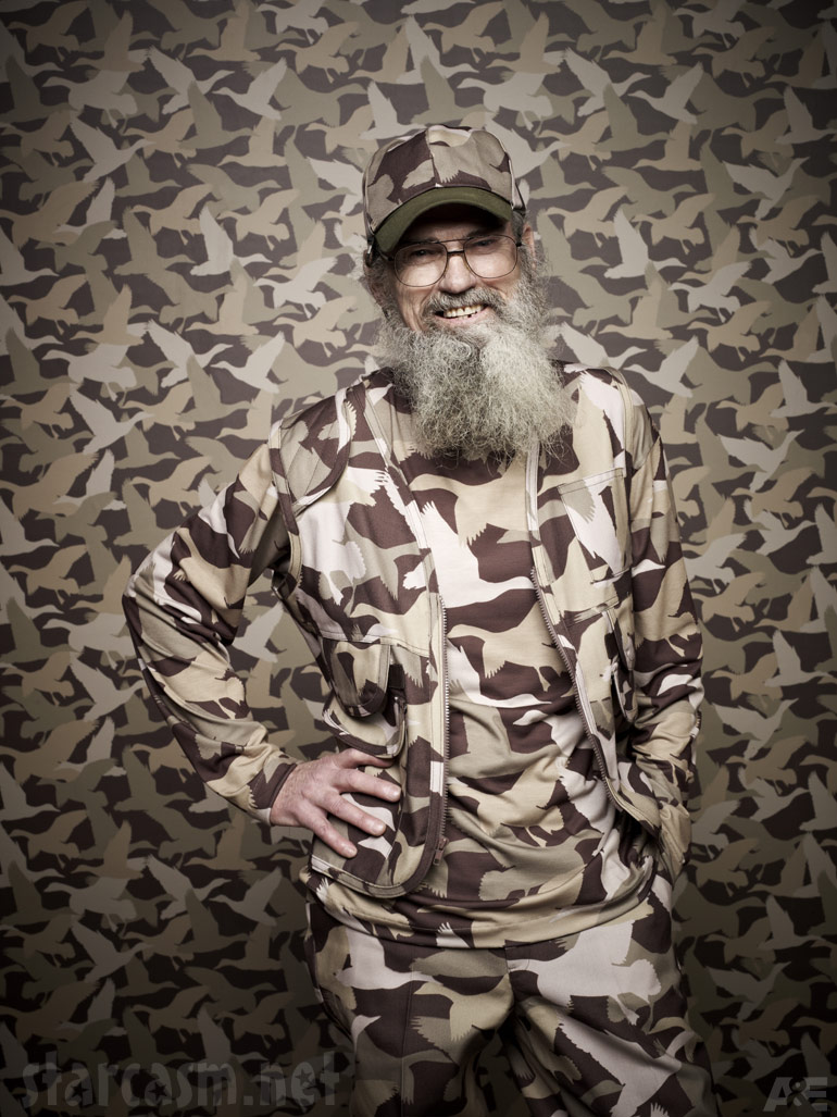 Duck Dynasty Uncle Si Robertson