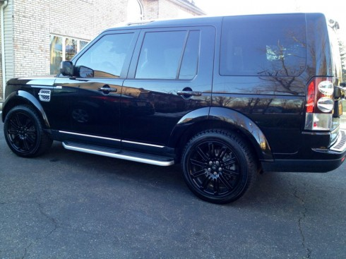 Snooki gets a new Land Rover Range Rover