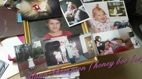 Here Comes Honey Boo Boo Baby Pictures Alana Thompson June Shannon