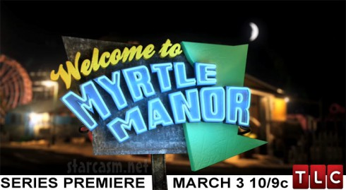 TLC Welcome To Myrtle Manor logo