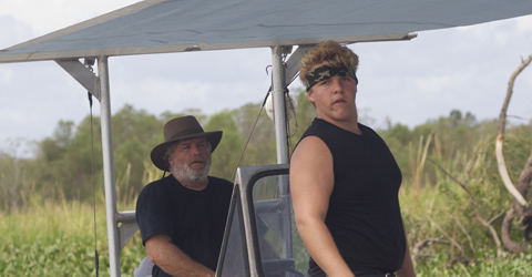 ZZ Loupe Tom Candies New Swamp People