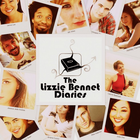 The Lizzie Bennet Diaries cast