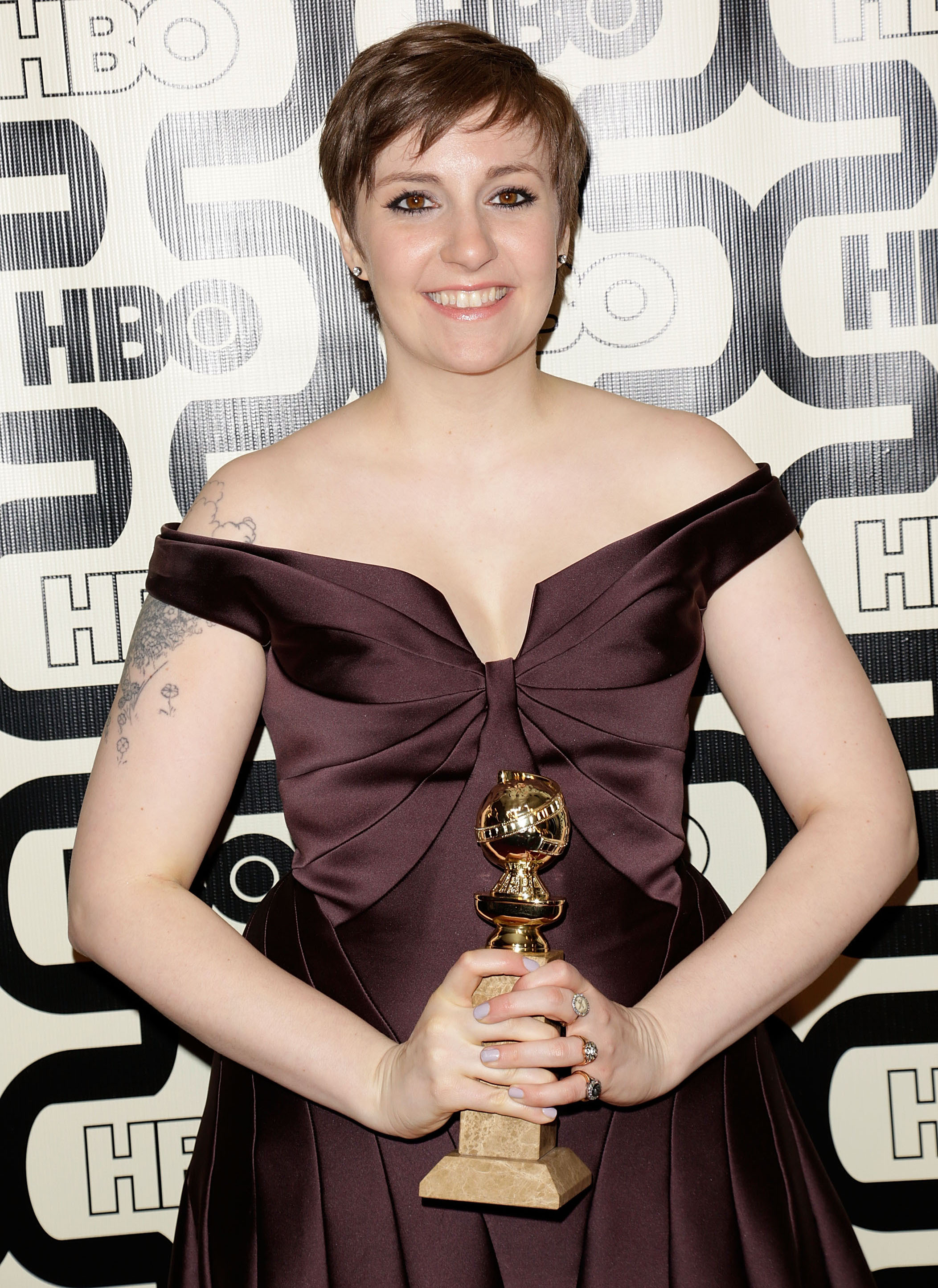Lena Dunham anxiety disorders, OCD sex fears, on Lexapro and Klonopin