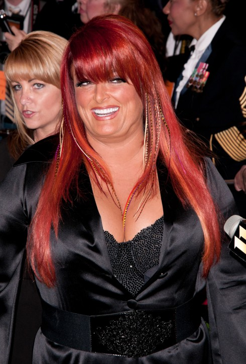Wynonna Judd attends the 2011 Barnstable-Brown gala at the Barnstable-Brown House in Louisville, Kentucky, USA.