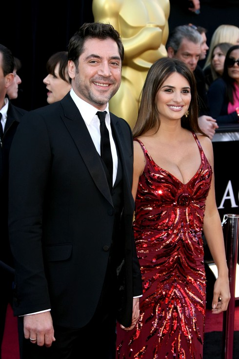 Javier Bardem and Penelope Cruz 83rd Annual Academy Awards (Oscars) held at the Kodak Theatre - Arrivals Los Angeles, California