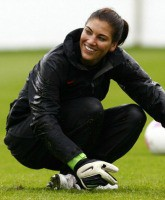 Hope Solo Feature