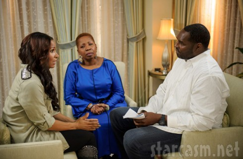 Iyanla Fix My Life Sheree Whitfield Bob Whitfield