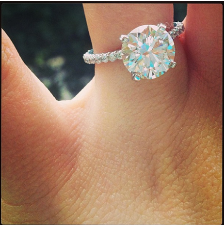 Jamie Lynn Spears ring