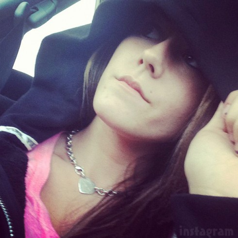 Jenelle Evans out of rehab 2013