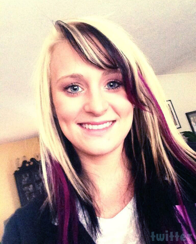 Teen Mom Leah Messer Hair