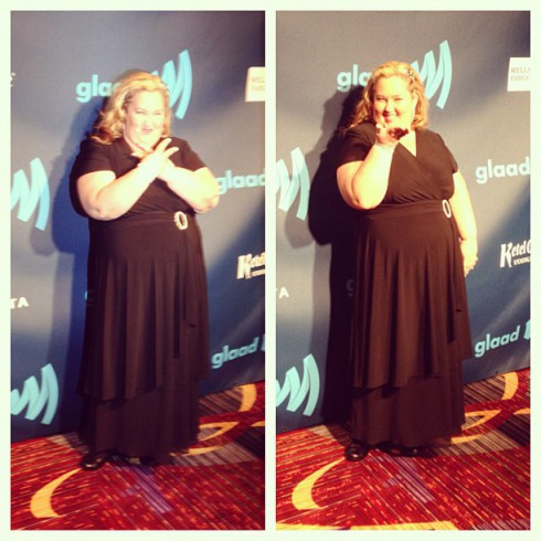Mama June GLAAD red carpet photos