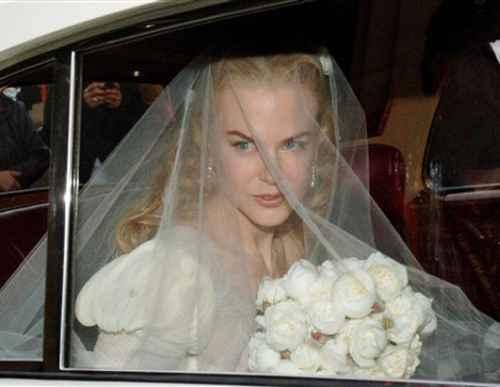 Nicole Kidman Balenciaga Wedding Dresses: 11 Most Famous Catholic Celebrities List
