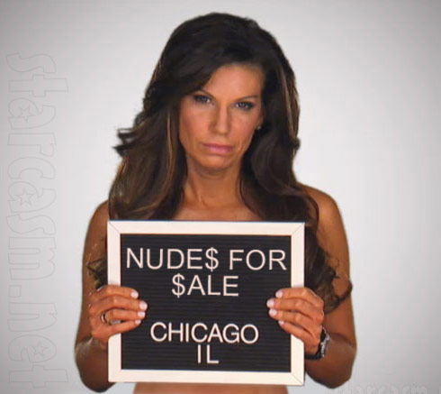 Mob Wives Chicago's Pia Rizza reportedly leaked her own nude photos