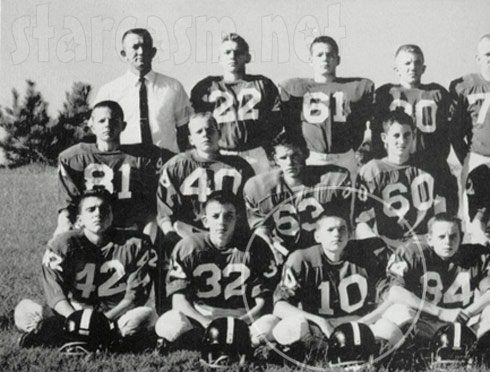 Si Robertson football team photo