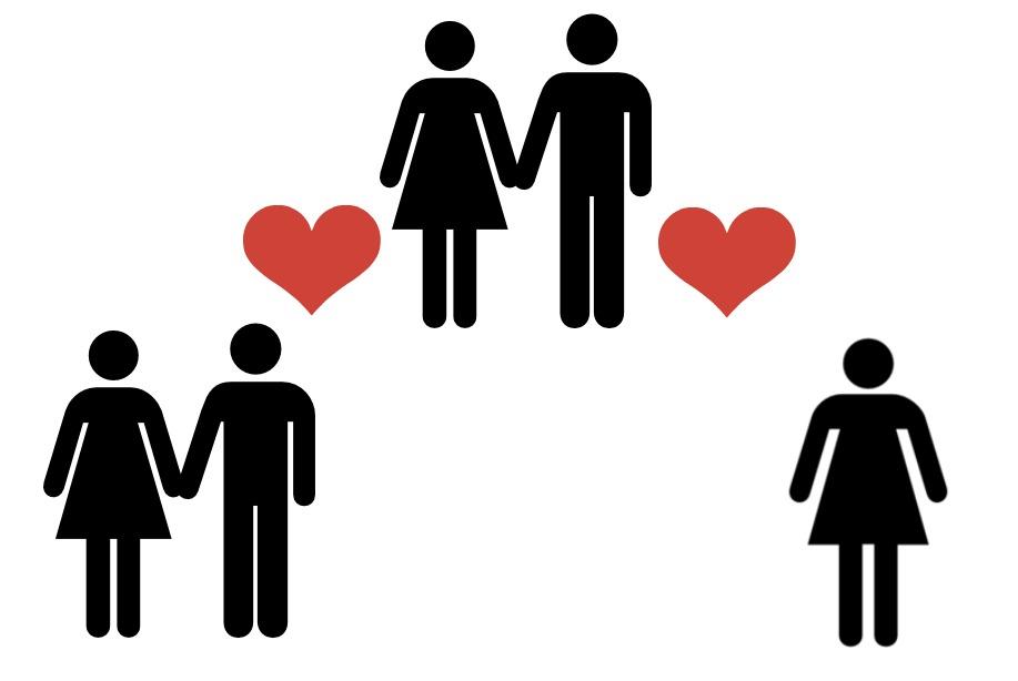 polyamory new relationship jealousy meme