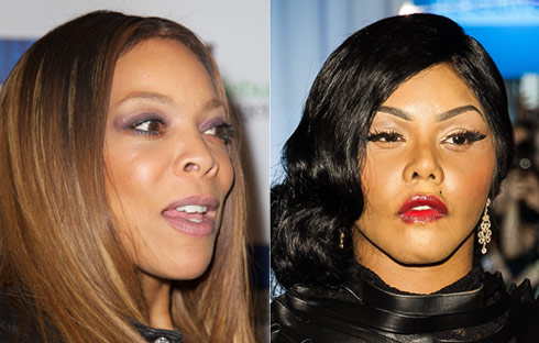 Wendy Williams Lil' Kim