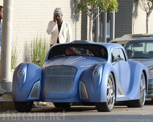 Will.I.Am $900,000 custom car