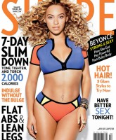 Beyonce Shape Cover April 2013