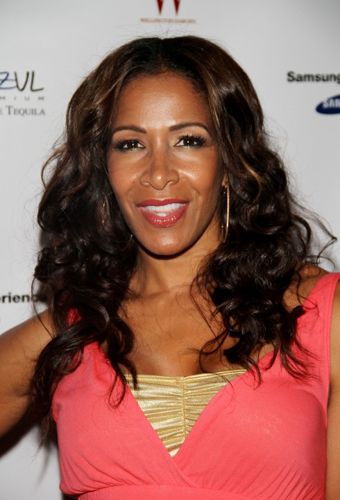Sheree Whitfield attends New York Mercedes-Benz Fashion Week Spring 2012 - Dayanne Danier - Samsung Experience Room in New York City, USA on September 14, 2011.