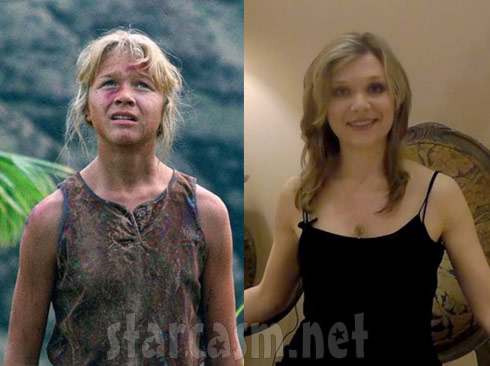 What Is Jurassic Park S Ariana Richards Lex Doing Now