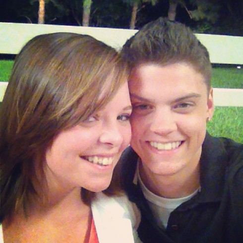 Teen Mom Catelynn Lowell and Tyler Baltierra while on Couples Therapy