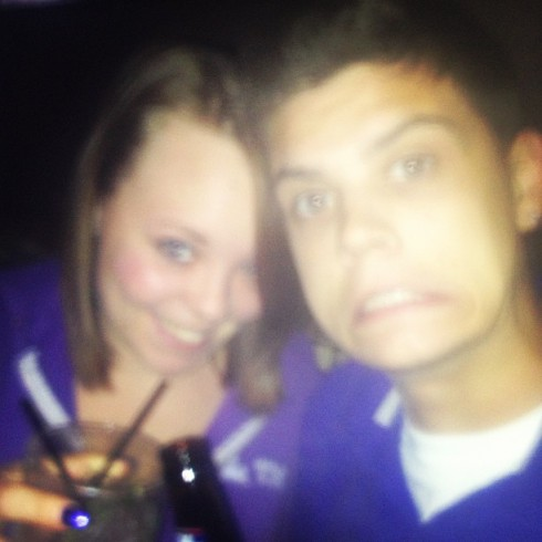 Catelynn Lowell and Tyler Baltierra drinking after Couples Therapy