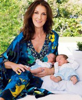 Celine Dion Mothers Feature